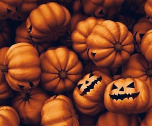 Halloween and jackolantern image