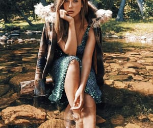 beauty, girl, and elite image