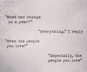quotes, change, and love image