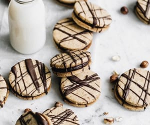 Cookies, sweets, and hazelnut image