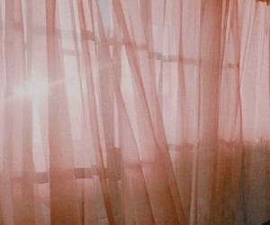 aesthetic, curtains, and angelic image