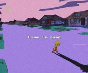 simpsons, aesthetic, and alternative image