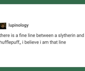 green, harry potter, and slytherin image