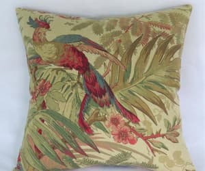 vintage look, pillow details, and etsy image