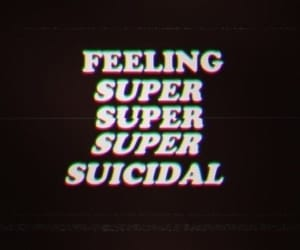 suicidal, grunge, and marina and the diamonds image