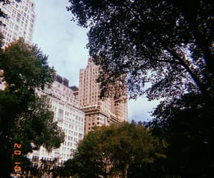 buildings, new york, and city image