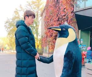berlin, kim seokjin, and love yourself tour image