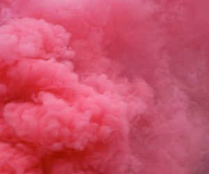 cloud, pink, and rosa image