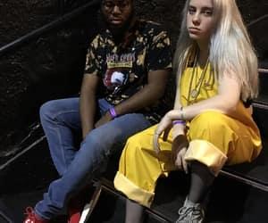 khalid and billie eilish image