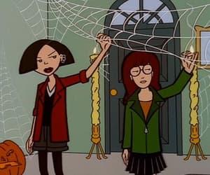 cartoon, Daria, and mtv image