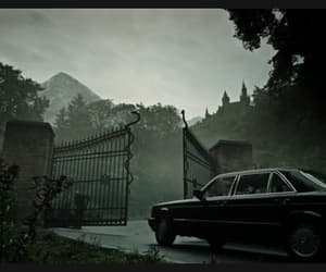 a cure for wellness, dark, and movie image