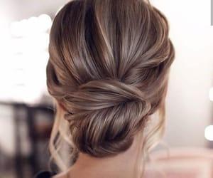 cabelo, penteados, and hair image