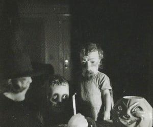 Halloween and vintage image