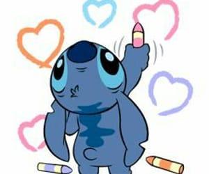 cute! and stitch image