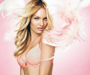 angel, girl, and Victoria's Secret image