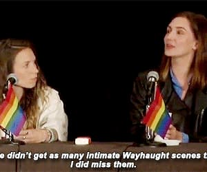 gif, kat barrell, and dominique provost image