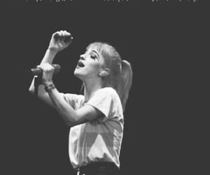 letras, music, and paramore image