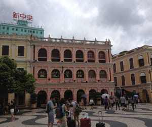 macau, places, and travel image