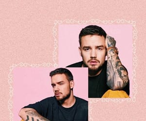 pink, wallpaper, and liam payne image