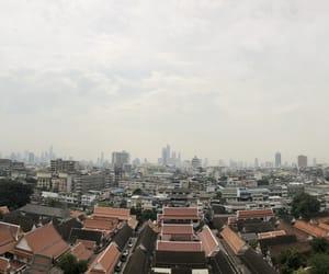 bangkok and wat saket image