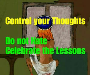 celebrate, lessons, and thoughts image