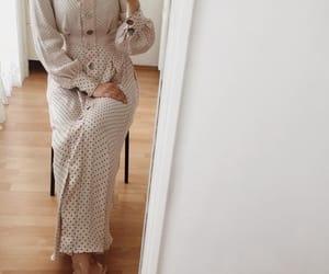 60's, fashion, and hijab image