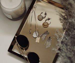 earrings, necklace, and accessories image