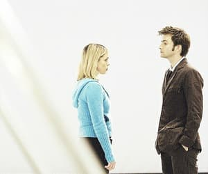 bbc, billie piper, and rose tyler image