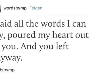 broken heart, he, and quote image