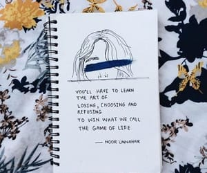 art, quotes, and drawing image