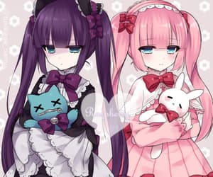 adorable, art, and gothic lolita image