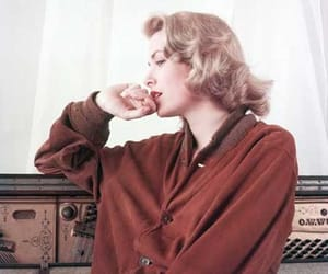 actress, blonde, and grace kelly image