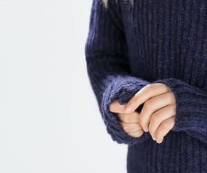 autumn, ravenclaw, and sweater image