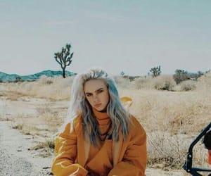 billie eilish, bellyache, and music image