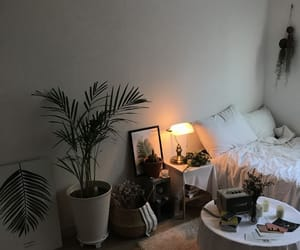 bedroom, dim, and inspiration image