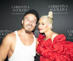 christina aguilera, fa, and fan image