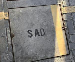 grunge, pale, and sad image