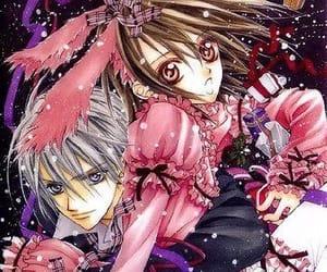 vampire knight, zero kiryuu, and yuki cross image