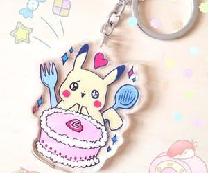 cake, geekery, and kawaii image
