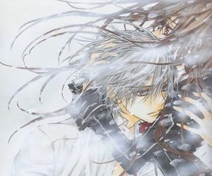 anime, zero kiryuu, and manga image