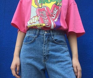 90s, pink, and aesthetic image