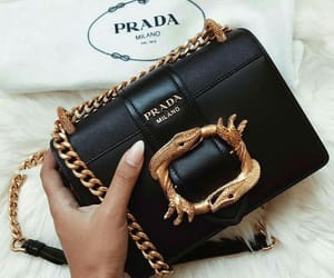 Prada, fashion, and bag image