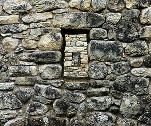 rock, stone, and stone wall image