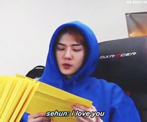 exo, oh, and sehun image