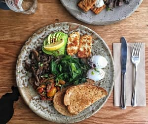 beautiful, breakfast, and brunch image