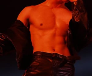abs, SHINee, and handsome image