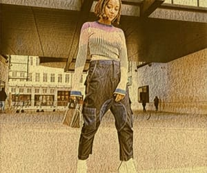 edited, instagram, and amandla stenberg image