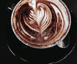 coffee, drink, and chocolate image