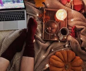 alternative, autumn, and blankets image