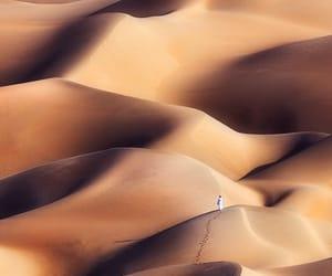 beige, dunes, and sand dunes image